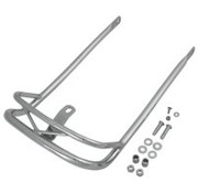 MCS fender rear rail Chrome or black - 00-17 FLST/C