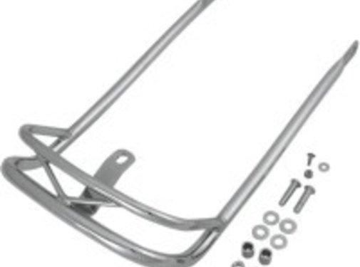 fender rear rail Chrome or black - 00-14 FLST/C
