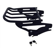 Motherwell luggage rack locking detachable rack 09-up Touring FLH/FLT