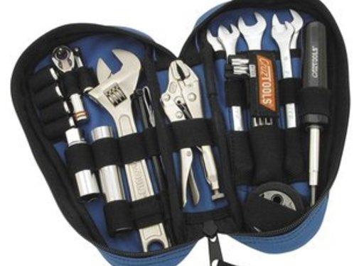 Cruztools tools  roadtech teardrop tool kit