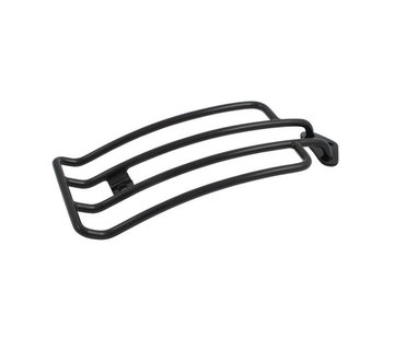 TC-Choppers seat solo luggage rack black or chrome Fits: > 06-17 Dyna FXDB