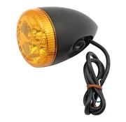 MCS richtingaanwijzer LED 3in1 bullet Amber lens