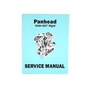 Wyatt Gatling Factory Service Manual Fits: > 1948-1957 Panhead