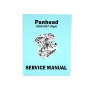 Wyatt Gatling Factory Service Manual for 1948-1957 Panhead and Rigid