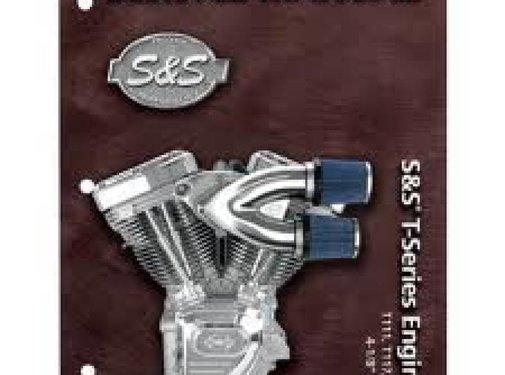 S&S service manuals T-Series T124
