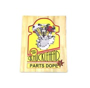 Wyatt Gatling Knucklehead Parts Dope Reference Guide Fits: > FL 1941-1965; EL 1936-1952