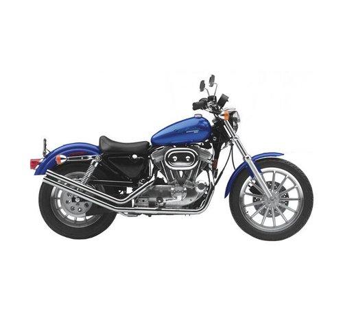 Paughco Harley Davidson Auspuff - 86-03 XL