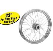 """V-Factor Montajes de rueda completos de 23 """"con rodamientos y sellos de 23x3 pulgadas"""