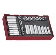 Teng Tools TTAF32 tomas largas y cortas - tamaños USA