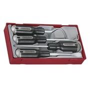 Teng Tools Pakkingschraperset Tc-tray 4st