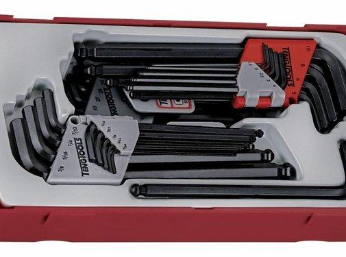 Teng Tools TTHT28  allen & torx wrench set