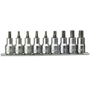 Teng Tools M1213TX Torx bit socket set