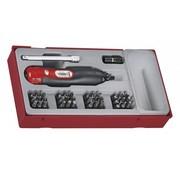 Teng Tools Juego de destornilladores de par TTSD39 39 piezas en bandeja de herramientas