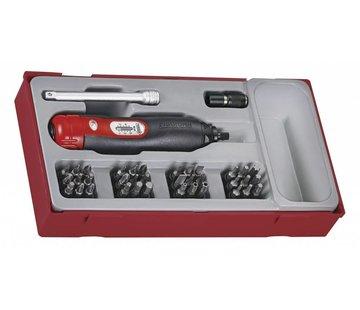 Teng Tools TTSD39 Torque screwdriver set 39pcs in tooltray