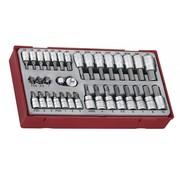 Teng Tools TTBS35 Conector hembra y brocas