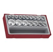 Teng Tools TT1217 12 Point Socket Set
