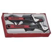 Teng Tools TTADJ04 Verstellbarer Schlüsselsatz
