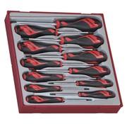 Teng Tools Juego de destornilladores TTD912TXN tipo TX