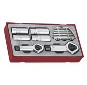 Teng Tools Extractor Set Fits: > Universal