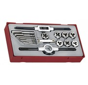 Teng Tools TTTD17 Tap & Die Set