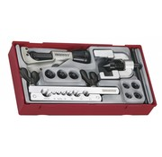 Teng Tools TTTF10 Umfassendes Rohrbördelwerkzeug-Set