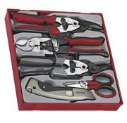 Teng Tools Juego de herramientas de corte TTDCT05