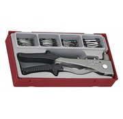 Teng Tools TTHR81 Rivet Gun Set