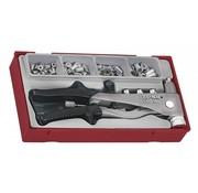 Teng Tools TTNR81 Nutsert-Werkzeugsatz