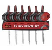 Teng Tools Destornilladores MDM706TXT TX