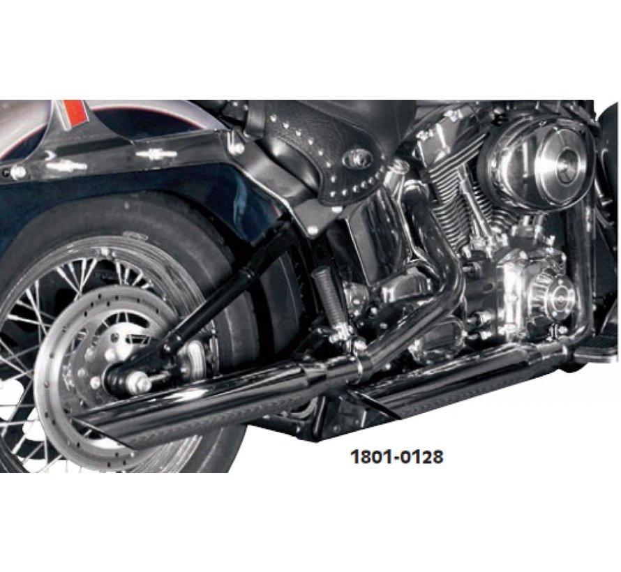 Harley Davidson 3-Zoll-Schalldämpfer