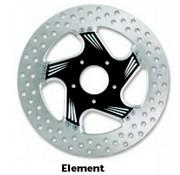 PM Disque de frein de contraste coupe 2-pièces