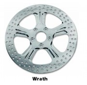 PM brake rotor image series 1-piece