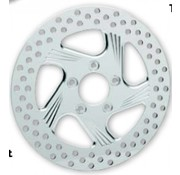 PM brake rotor image series 1-piece