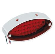 Rücklicht LED Billet Alu Cat-Eye