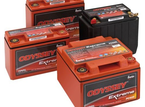 Odyssey Drycell batterie