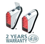 Zodiac taillight LED tombstone style tuv/eu approved