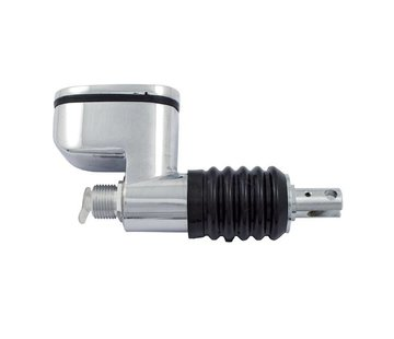 MCS cilindro maestro del freno trasero, 99-04 FLT; 00-05 Softail
