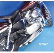Radii exhaust side by side Sportster XL 2004-2012