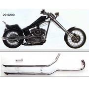 Radii uitlaat shotgun Sportster XL 1986-2003