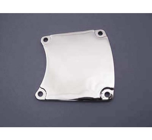 Harley Davidson primary inspection cover smooth 65-06 Big Twins and 1985-2006 FLT 1985-1994 FXR - Copy