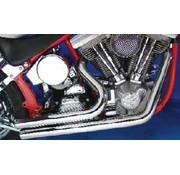 Radii exhaust short stuff 1986-06 FXST and FLST