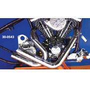 Radii Drag-Rohr-Satz Stapel 1986-2006 Softail