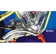 Radii uitlaatgif-achtige 1986-06 modellen
