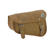 Texas leather Bolsas laterales Sportster XL Eco-Line