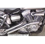 Radii Abgaskehrmaschine FXD 1991-UP Modelle