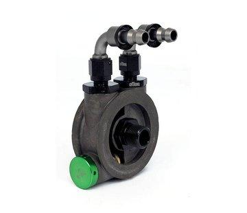 Jagg Oil filter adaptor