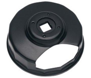 Llave de filtro de aceite - negro