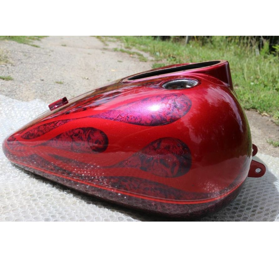 1997 tot 1999 Harley Davidson Road King FLHI / FLTRCI FUEL / GAS TANK