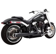 Vance & Hines Pro-Pipe 2 in 1 zwart of chroom 2018-2019 FLFB / FXBR