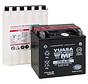 AGM Onderhoudsvrije batterij YTX14L-BS, past op XL Sportster 883/1200 2004-2018